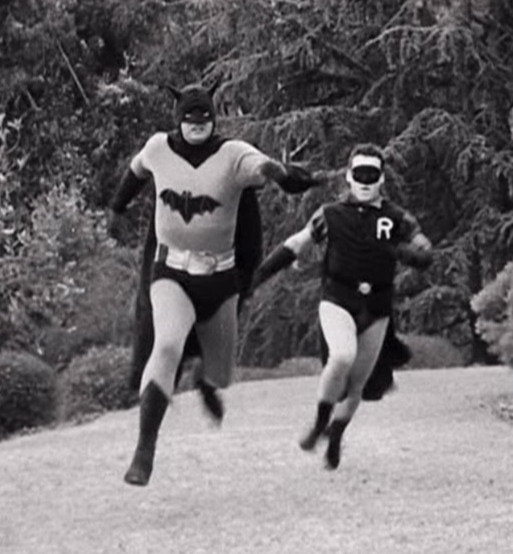 Run Batman,Run!